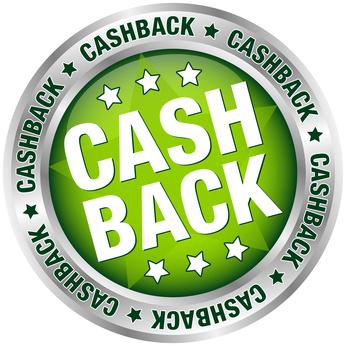 Clicks cash back
